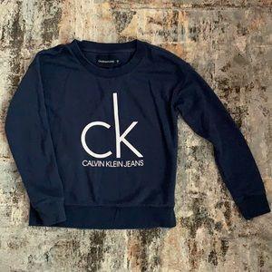 Sweatshirt / Crewneck Calvin Klein Size Small